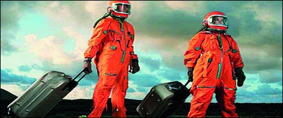 Космический туризм 4