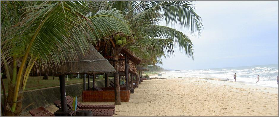 Вьетнам пляж