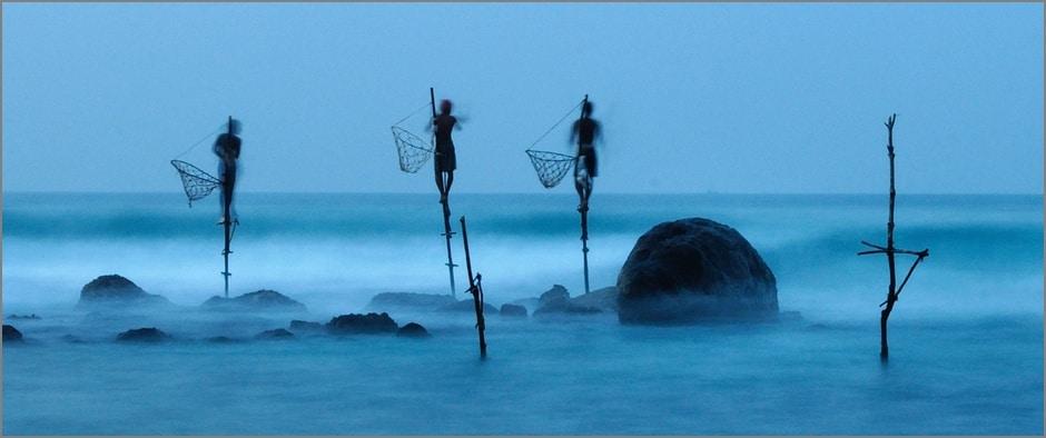 рыбаки Шри Ланка 0