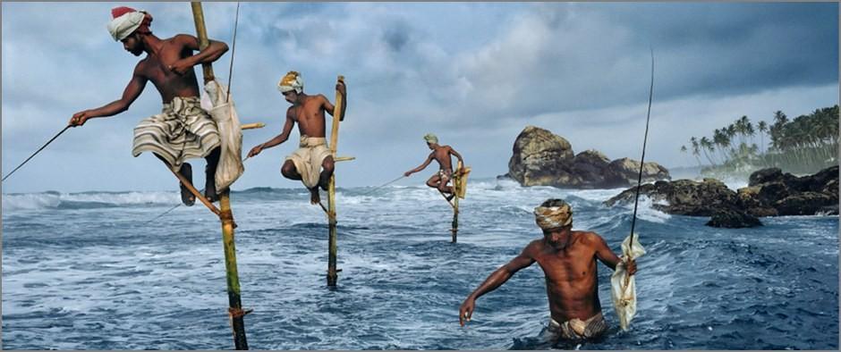 рыбаки Шри Ланка 7