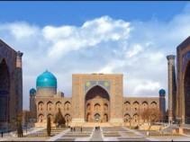 «Новогодняя ночь в Самарканде» (4 дн./3 н.), гарантированный сборный тур, из Ташкента