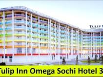 Современный, шикарный отель в Сочи от 18 400 руб./чел. с авиаперелётом