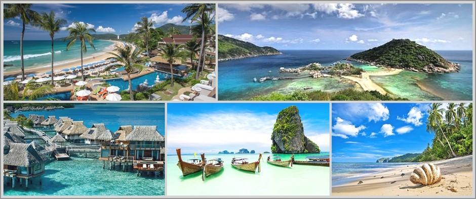 Сказочный отдых перед Новым Годом в Тайланде!