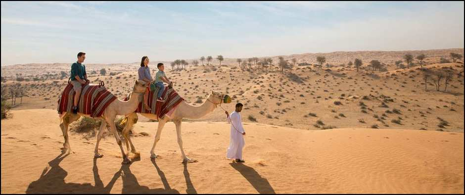 Тур по пустыне