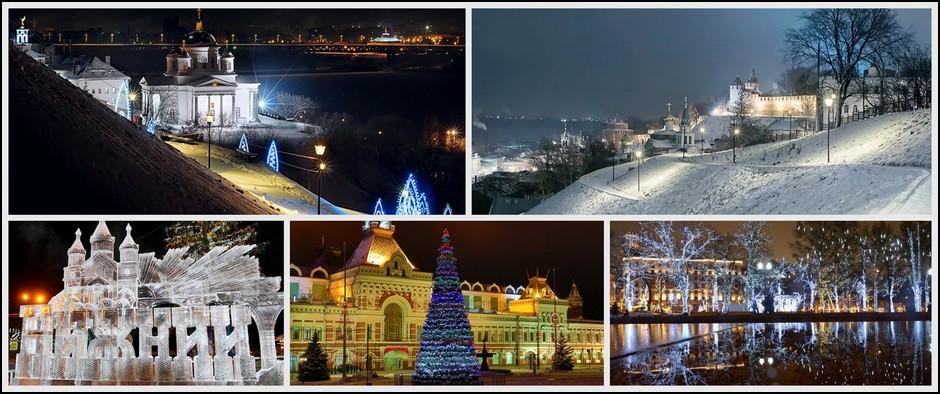 Снежный Нижний, автобусный тур из Кирова 1 день.