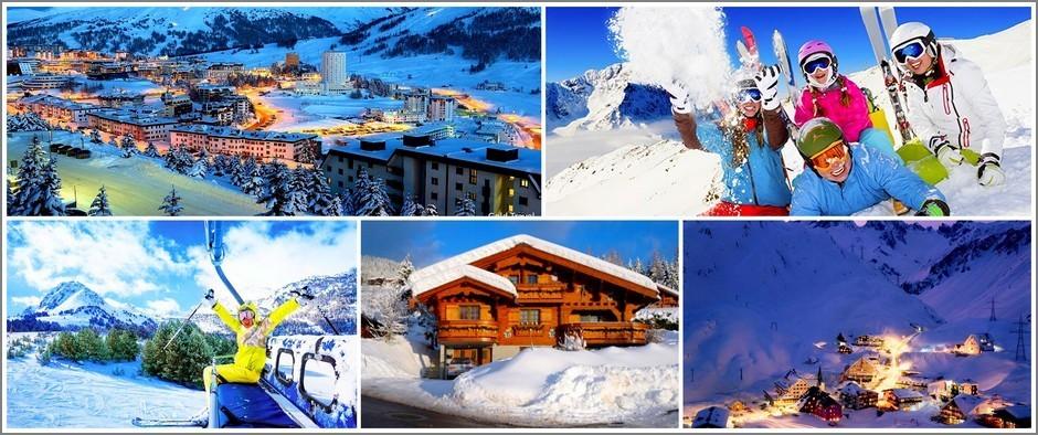 Великолепная Андорра: туры от 17 900 руб.