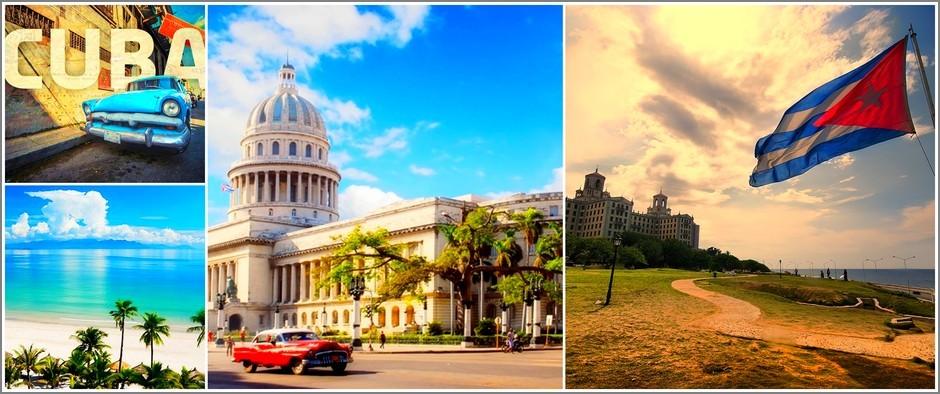 Туры на Кубу от 48 700 рублей!