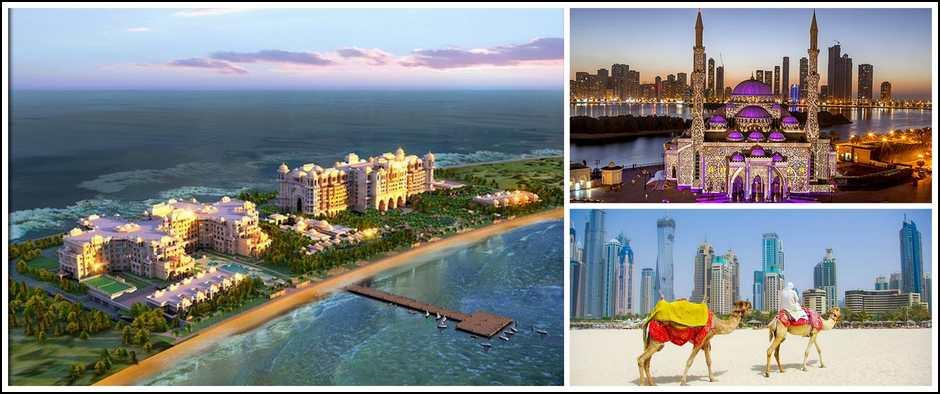 Захватывающие дух пейзажи Рас-Аль-Хаймы! Стоимостью от 15000.