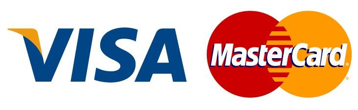 Мы принимаем кредитные карты