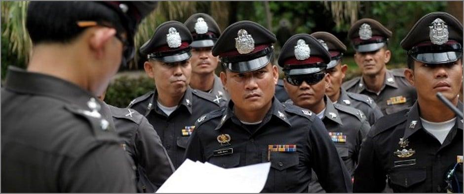 Полиция_Тайланда