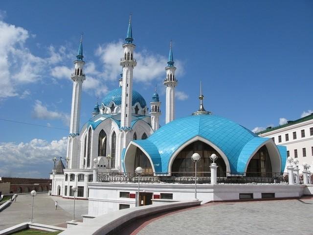 Казань Кул-Шариф Мечеть
