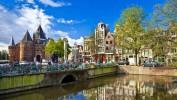 Амстердам и прочие Нидерланды.