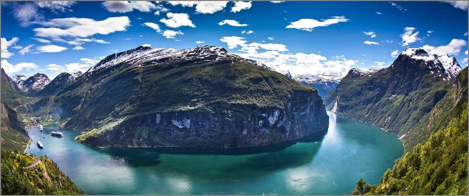 Panorama_fjorda_Norvegii