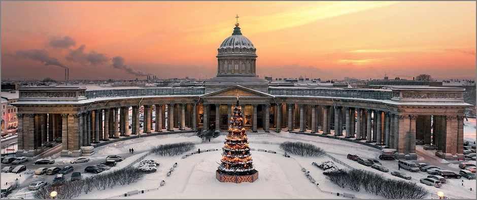 Самое яркое событие ноября в Санкт-Петербурге - бесплатно! Фестиваль света.