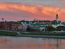 Два познавательных дня в Казани.  Автобусный тур без ночных переездов, 2 дня