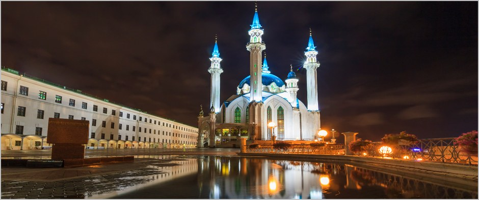 Ах, Красавица Казань! 1-дневный тур от 1550 рублей.