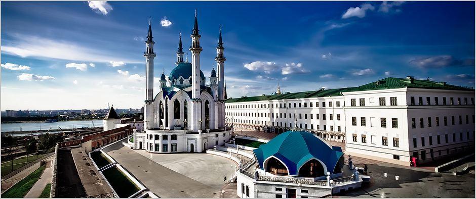 Мечеть_Кремль