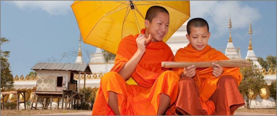Вьетнам монахи