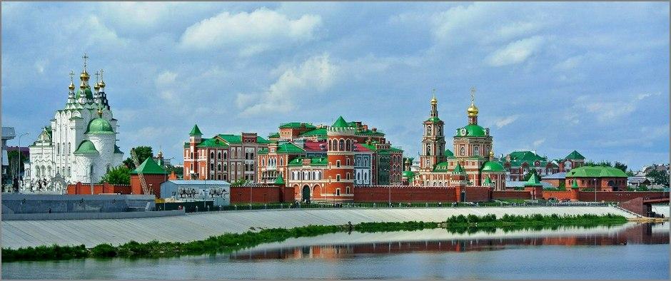 Частичка Европы в самом центре России! Автобусный тур из Кирова