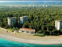 Абхазия лето 2016! Курорт Пицунда с авиаперелетом и 3-х разовым питанием 23 000 руб!