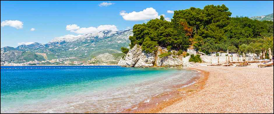 Прикоснитесь к настоящему адриатическому волшебству. Черногория от 23000 рублей.