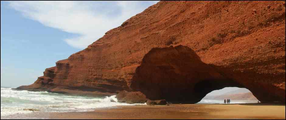 Пляж_Легзира,_Марокко
