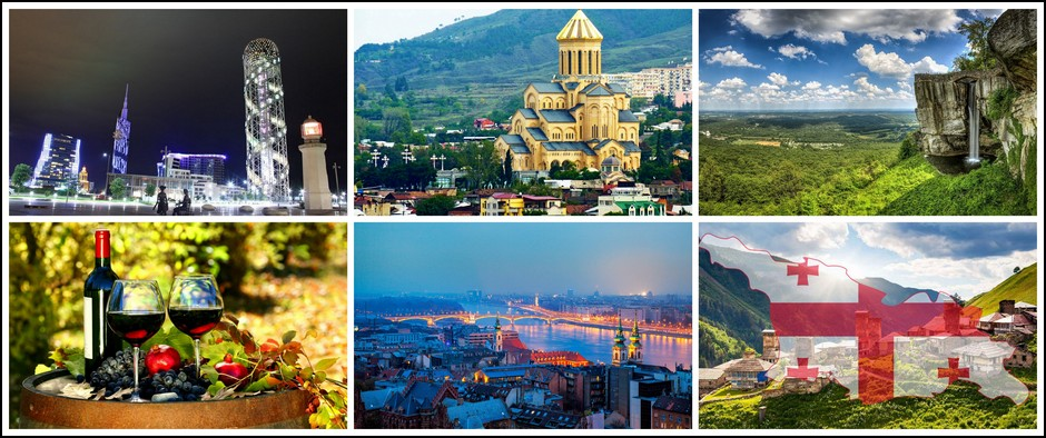 Уникальна и многогранная Грузия от 24700 рублей.