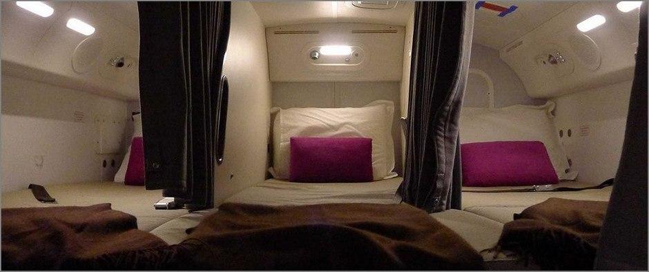 комната стюардесс 3