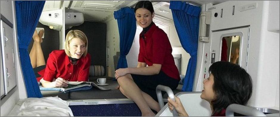 комната стюардесс 7