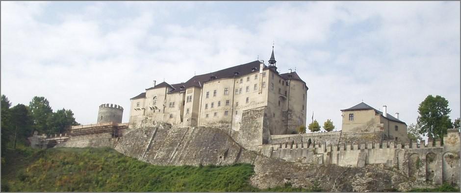 Ausflug nach Ceský Sternberg im Landesinneren