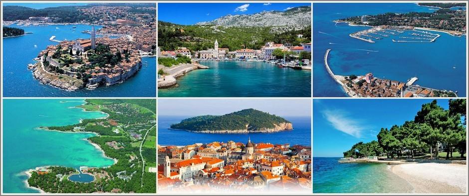 Европейская страна – Хорватия! Туры от 22500 рублей!
