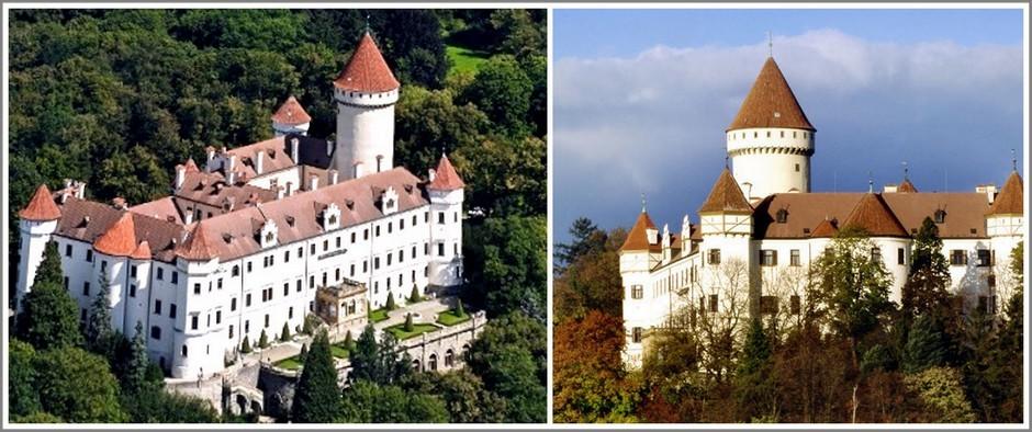 Путешествия из Праги
