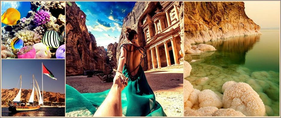 Раннее бронирование туров в Иорданию. Цены от 28800 рублей.