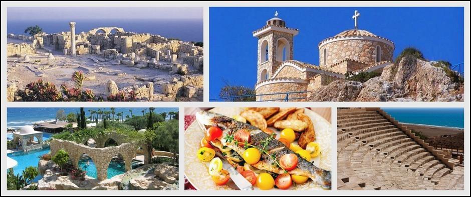 Майские праздники на Кипре! 8 дней от 18000 рублей.