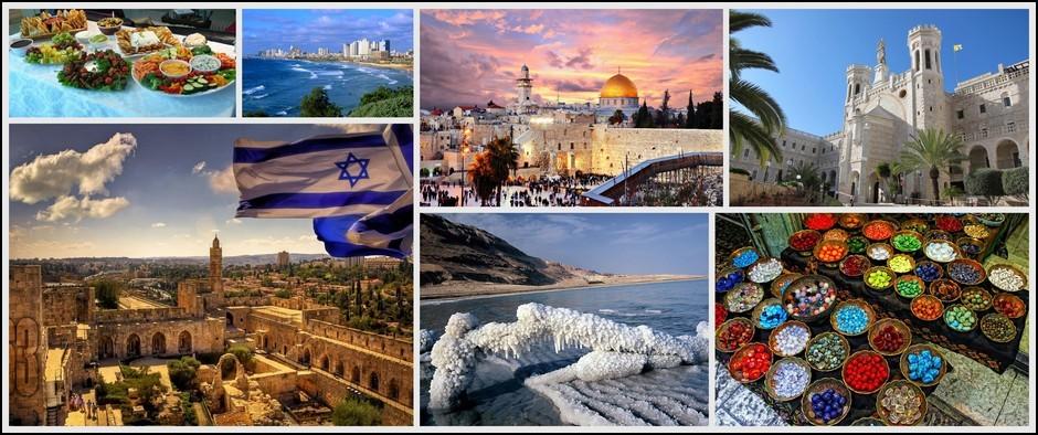 Израиль - выгодный и разнообразный. 8 дней от 27900 рублей.