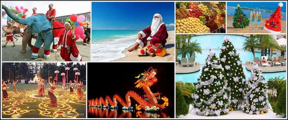 Новый год в Таиланде! 9 дней от 43400 рублей.