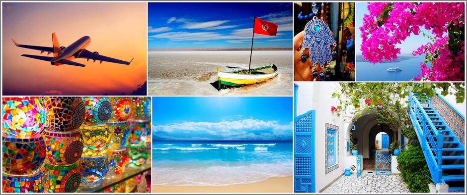 Лето начинается в Тунисе!