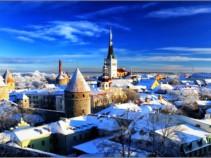 Новогодний автобусный тур в Таллин за 11 400 руб.
