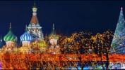 «Новогодний вкус Москвы», автобусный тур из Кирова.