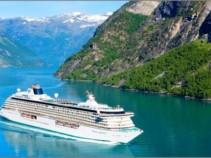 Круиз по Фьордам Норвегии на 6 дней от 15 000 рублей