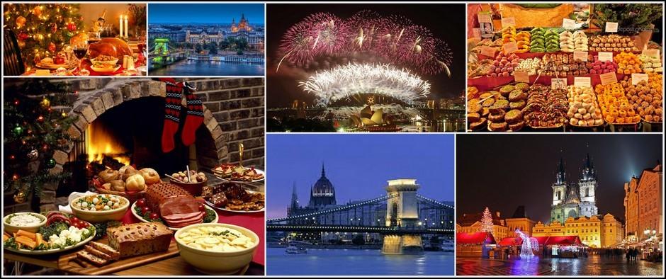 Венгрия новогодняя – от 40 300 рублей