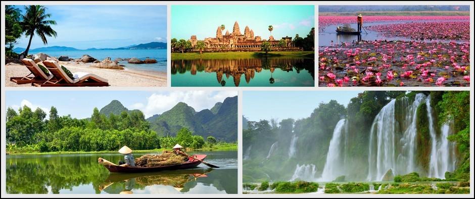 Туры во Вьетнам по специальным ценам! 8 ночей от 18000.