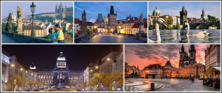 Золотая осень в Праге! Авиатуры в Чешскую столицу от 24000 рублей!