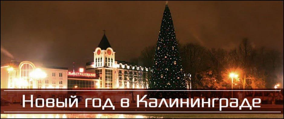 """""""Новый год на самом западе России"""" (5 дн./4 н.)"""
