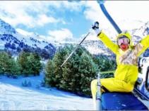 Акция для любителей активного отдыха! Тур в Андорру всего за 20 600 рублей!