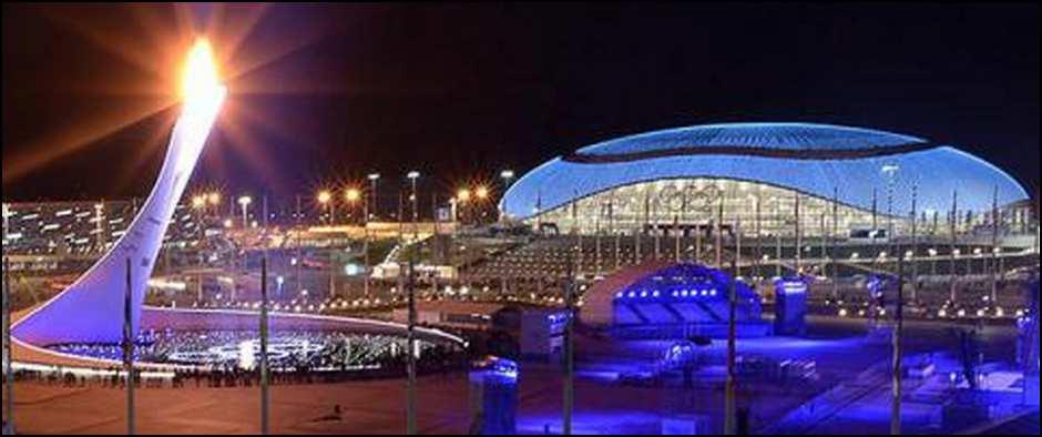 Экскурсионный тур: Новый Олимпийский Сочи, 3 дня от 5900 рублей.