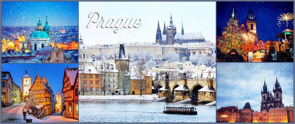 Прага: туры от 17900 руб.
