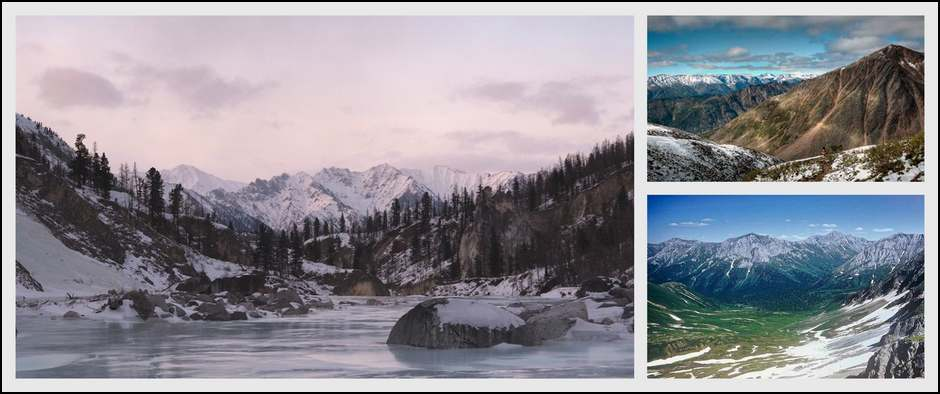 Где искать в России самые красивые зимние пейзажи