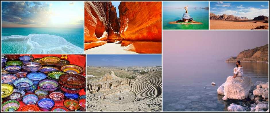 Для тех у кого отпуск, только начинается. Иордания от 16800.