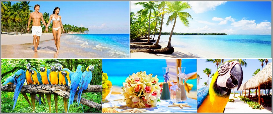 Карибское море, зовет Вас! Доминикана 12 ночей от 63900 рублей.
